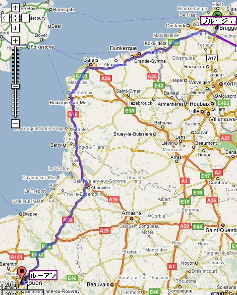 0001_brugge_to_rouen_drive_route_ma